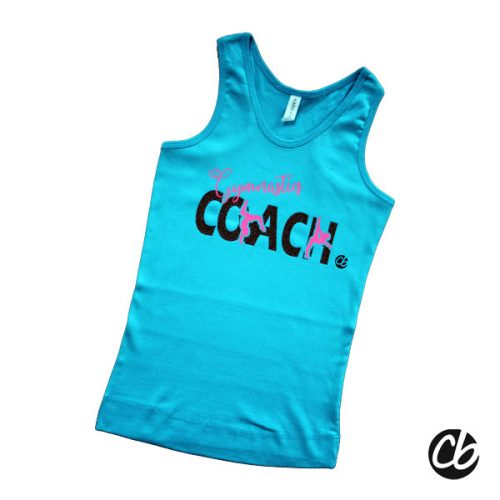Tank Top Gymnastics Coach